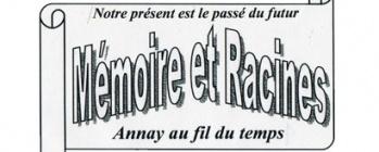 """Assemblée Générale de """"Mémoire et Racines"""""""