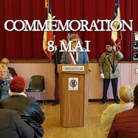 Couverture Commemoration